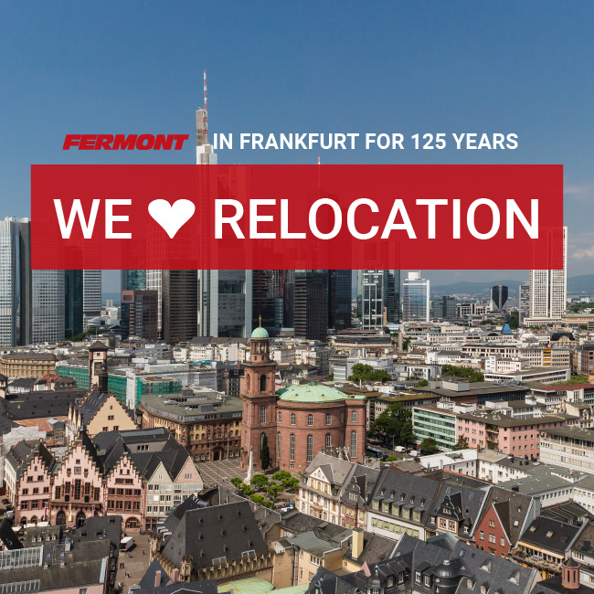 Effortless moving with Fermont in Frankfurt and internationally